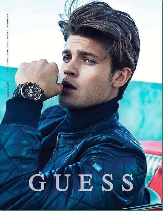 Eugen Buder for Guess Accessories FW 13 – Video