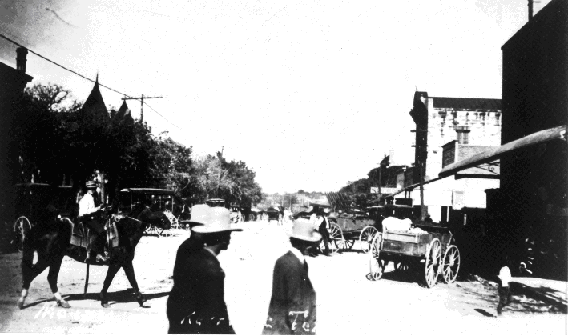 Kerrville around 1900
