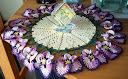 Вязание салфетки крючком для начинающих.  Вязание (Crochet and Knitting) от Иринушки. презентация по орксэ 4 класс.