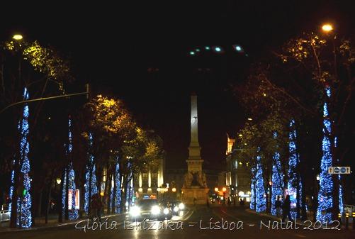 Glória Ishizaka - Lisboa - Luzes de Natal - 14