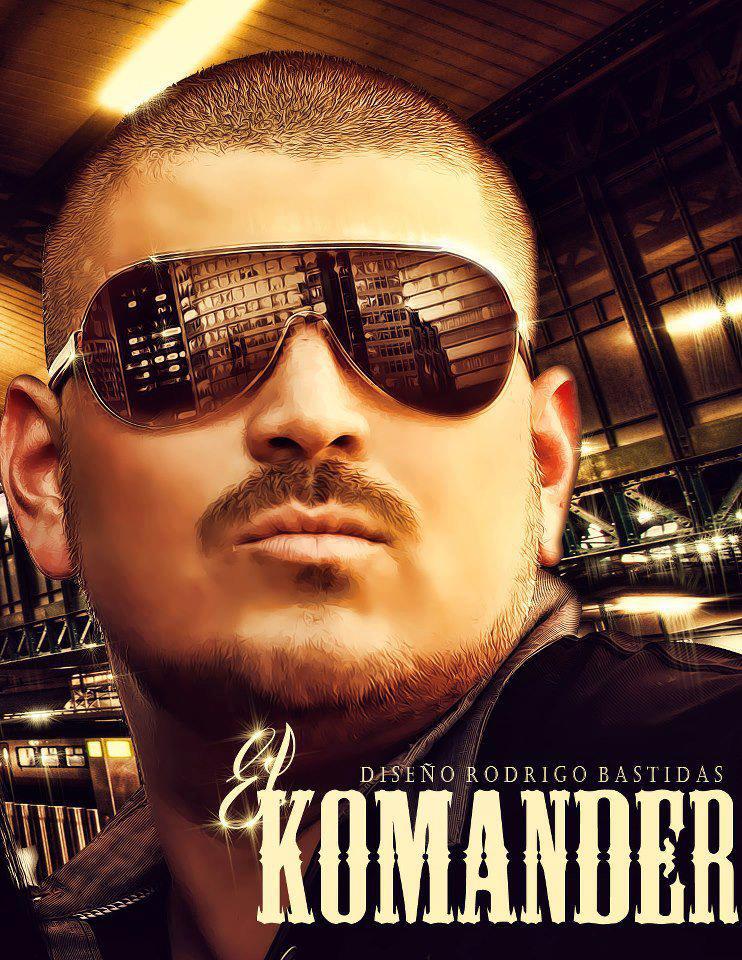 El Komander El Cazador Estudio 2013 | Stonissimo