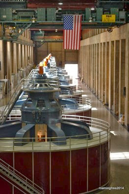 Inside the Powerplant