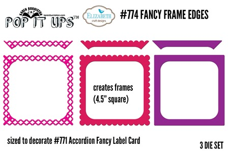 774 Fancy Frame Edges