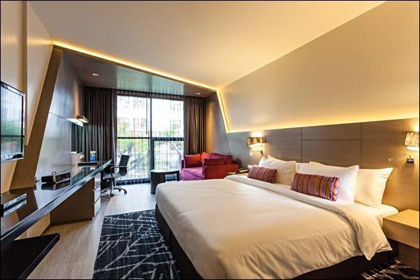 غرف فندق بيست ويسترن بانكوك