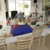Gavebordet til Siljes fødselsdag (og Morten og Sidsels)