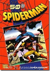 P00051 - Coleccionable Spiderman #50 (de 50)