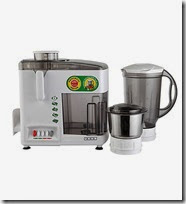 Pepperfry: Buy Usha 2742 F Juicer Mixer Grinder at Rs. 2789