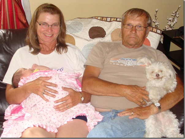 7.12.11 Grandma & Grandpa Greene
