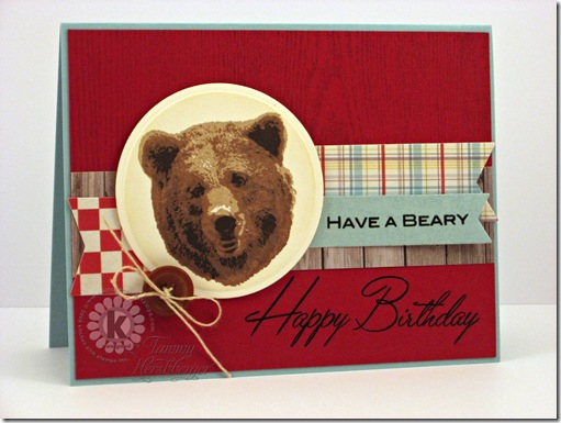 Beary Happy Birthday KSS
