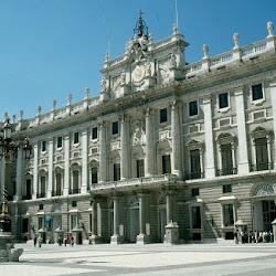 48.- Juvara y Sachetti. Palacio Real (Madrid)