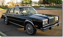 1982 ChryslerFifthAvenue