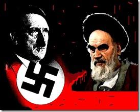 Hitler and Ayatollah