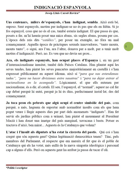 Indignació espanyola (1)