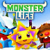 Monster Life mod apk+data (unlimuted crystals,coins and hearts)