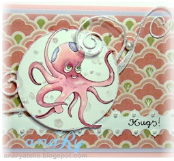 Octopus hugs detail