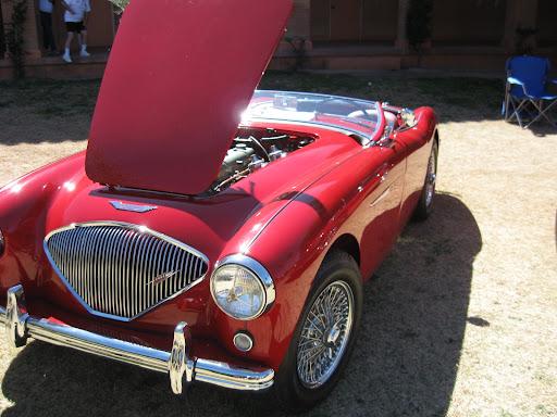 1964 Austin Healey 100/4