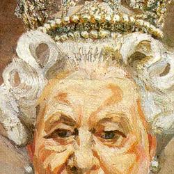 Freud, Queen Elizabeth II (Detail) 2001.jpg