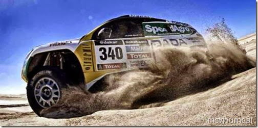 Duster Dakar Rally 2014 02