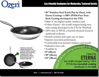 Stainless Steel Earth Pan