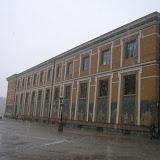 le musée Thorvaldsen, nous nous y réfugions !