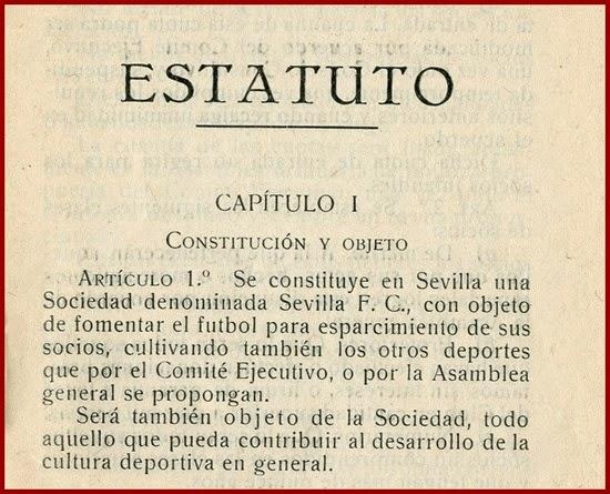1929_Estatutos_Artículo_1