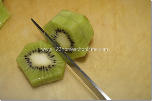 Recipes for Popsicles - Chcolate Kiwi Treat