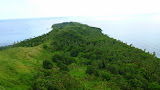 Looking West From The Highest Point On The Island - Dravuni Island, Fiji