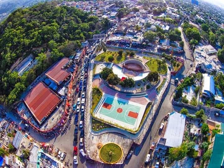 Haiti culture place canap vert port au prince haiti for Canape vert hospital haiti