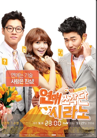 KDRAMATIZED: Dating Agency: Cyrano – Perkenalan Tokoh dan Review