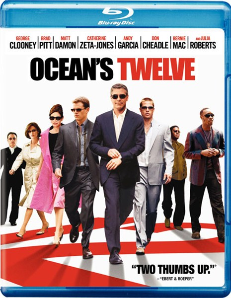 Ocean's 12 | Ocean's Twelve | 2004 | 720p | BluRay | x264 | AC3 | DUAL