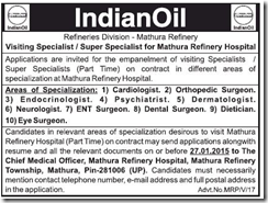 Indian Oil - IndGovtJobs