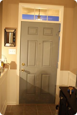 priming front door