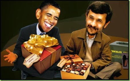 Mahmoud-Ahmadinejad stupid chocolates