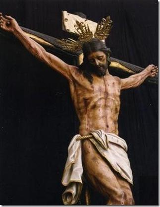cruz crucificado
