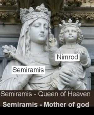 Semíramis e Ninrode - Priscila e Maxwell Palheta