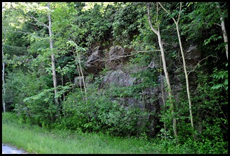 4 - Rock Gorge Walls on right