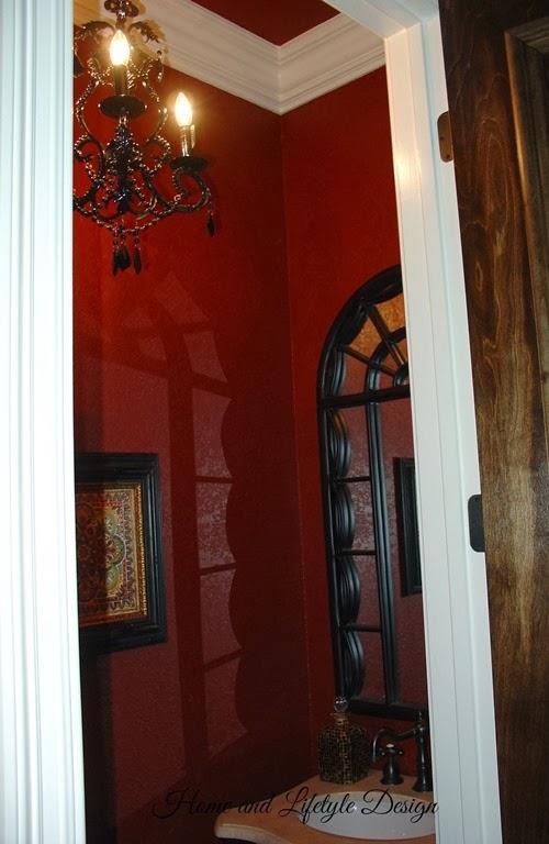 3203 Springhill Powder Room