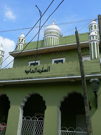 Sights of Galle: Another, smaller mosque