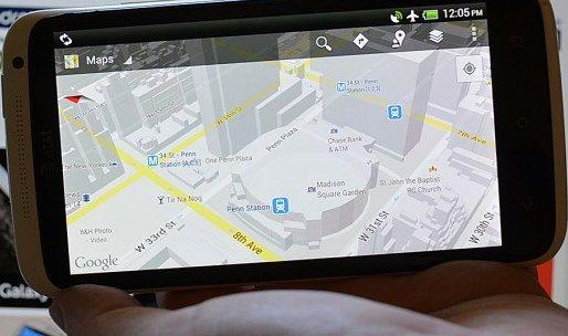 Google maps para android - Actualizacion