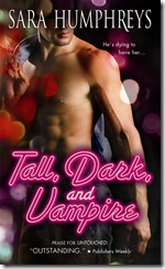 Tall Dark Vampire Cover