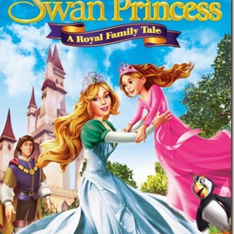 หนังออนไลน์ HD เจ้าหญิงหงส์ขาว 4 ผจญภัยพิทักษ์เจ้าหญิงน้อย THE SWAN PRINCESS: A ROYAL FAMILY TALE