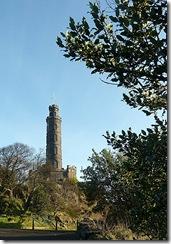 calton hill nelson monument