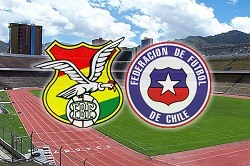 Bolivia vs Chile en VIVO online