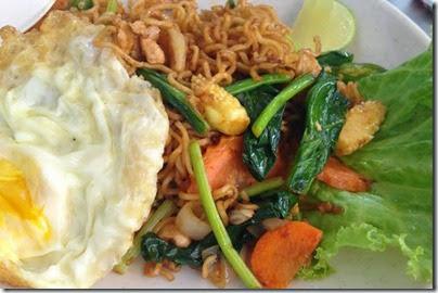 Tomyam Fried Instant Noodle