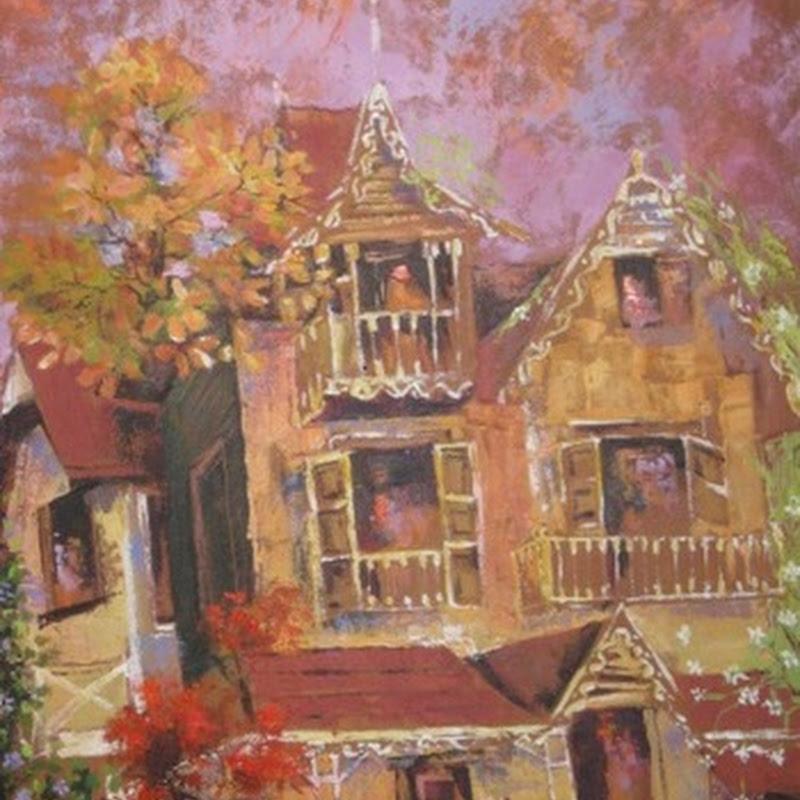 Solanges Jolicoeur - Life Painter - Figurative Non-Anecdotic Subjects