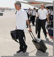 Mourinho en usa