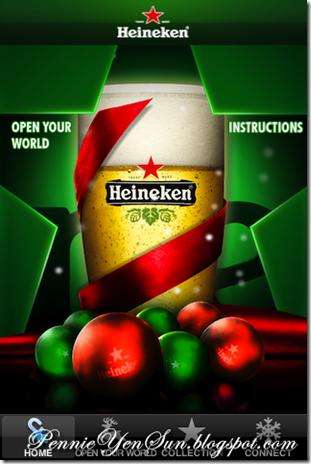 Heineken The Opener