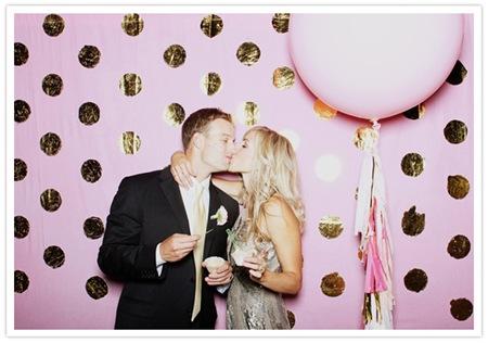 Semplicemente Perfetto Glitter pink-wedding 23