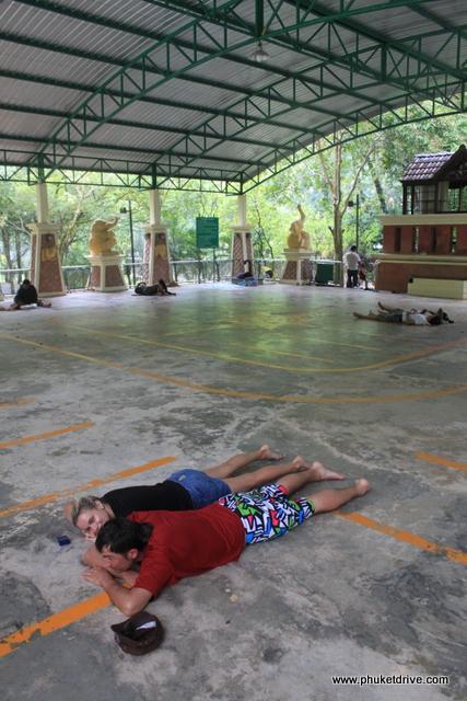 Ranong: Hot Springs and Raksawarin Public Park / Ранонг: Парк с горячими источниками