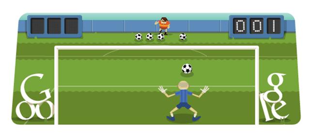 Soccer 2012 Game